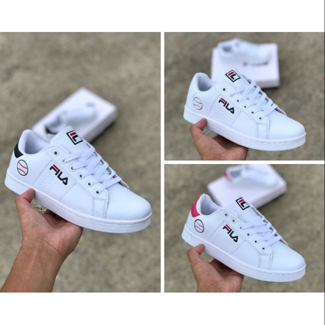 info for 7a2a9 6952e Fila Plain Outdoor casual sneakers shoes for women nmand men