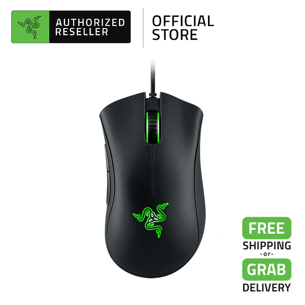 Razer DeathAdder Essential - Essential Gaming Mouse [Black][PC]