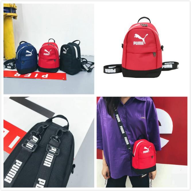 e4e90955c8c5 FILA Unisex Linear Mini Round Crossbody Gym Bag Size  27 13 13cm ...