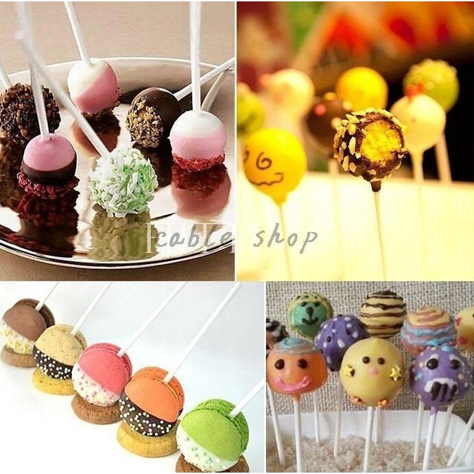 chocolate cake decorations Cake Cookie Handmade Plastic Candy Making Candy Sticks Lollipop Lolly Chocolate