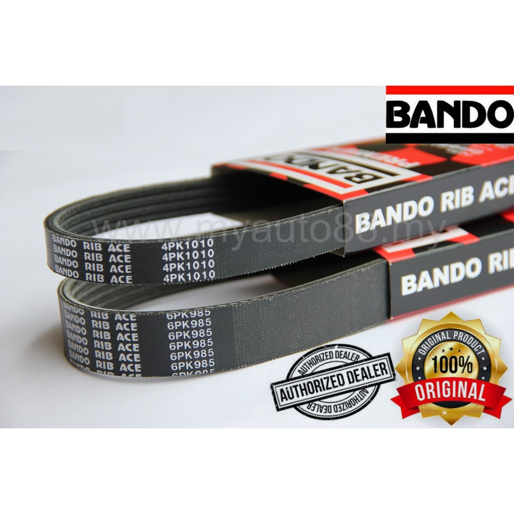 Bando 4PK1080 OEM Quality Serpentine Belt