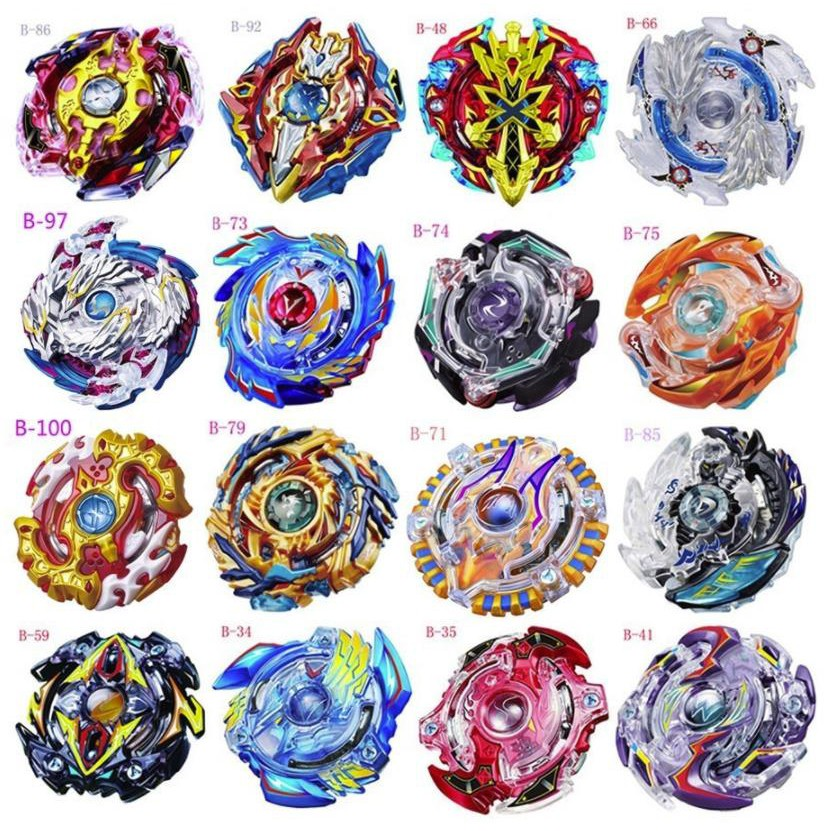 Fashion Metal Beyblade Spinning GyroKids Toy Children Gift Without Launcher