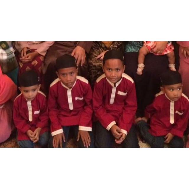 Kurta Muhamad sedondon (kanak-kanak)