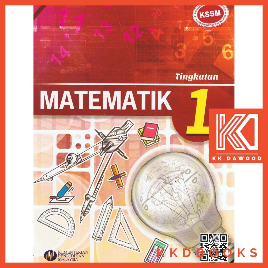 Buku Teks Tingkatan 1 Matematik Shopee Malaysia