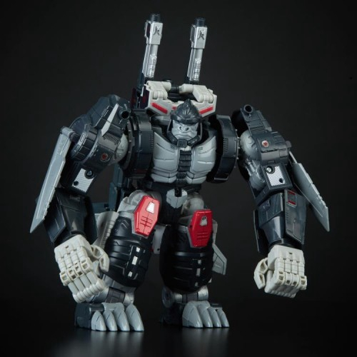Robot Power of the Primes PP-43 Throne of The Primes Optimus Primal