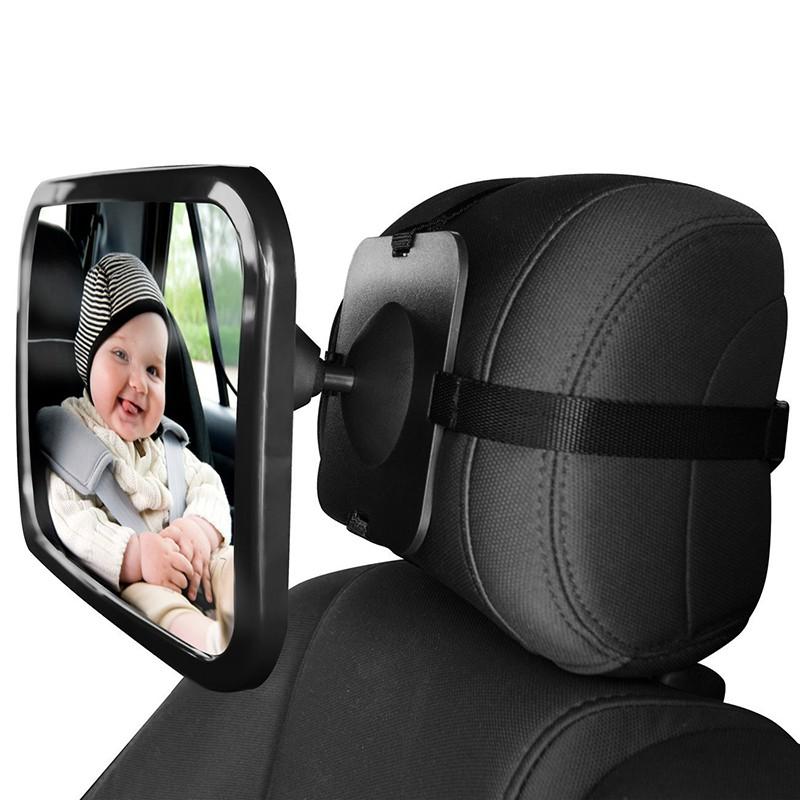 Car Safety Easy View Back Seat Mirror Baby Facing Rear Ward Kids Monitor