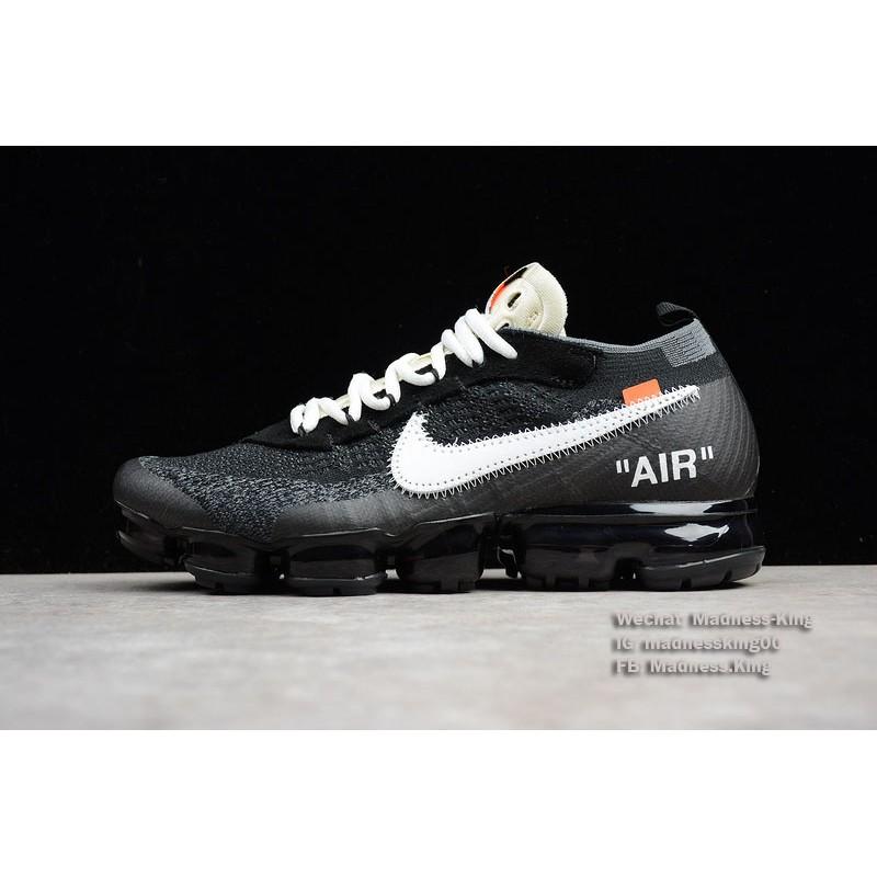 4dea9a26fe267 ProductImage. ProductImage. Off-White x Nike Air VaporMax Black