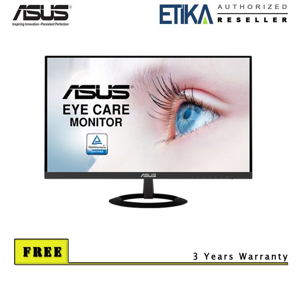 Asus Vz239hr Eye Care Monitor 23 Shopee Malaysia Vc239h Frameless Full Hd Ips Speaker Tuv