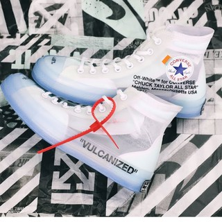 order online official sale high quality guarantee OFF WHITE x Converse x Virgil Abloh Chuck 70