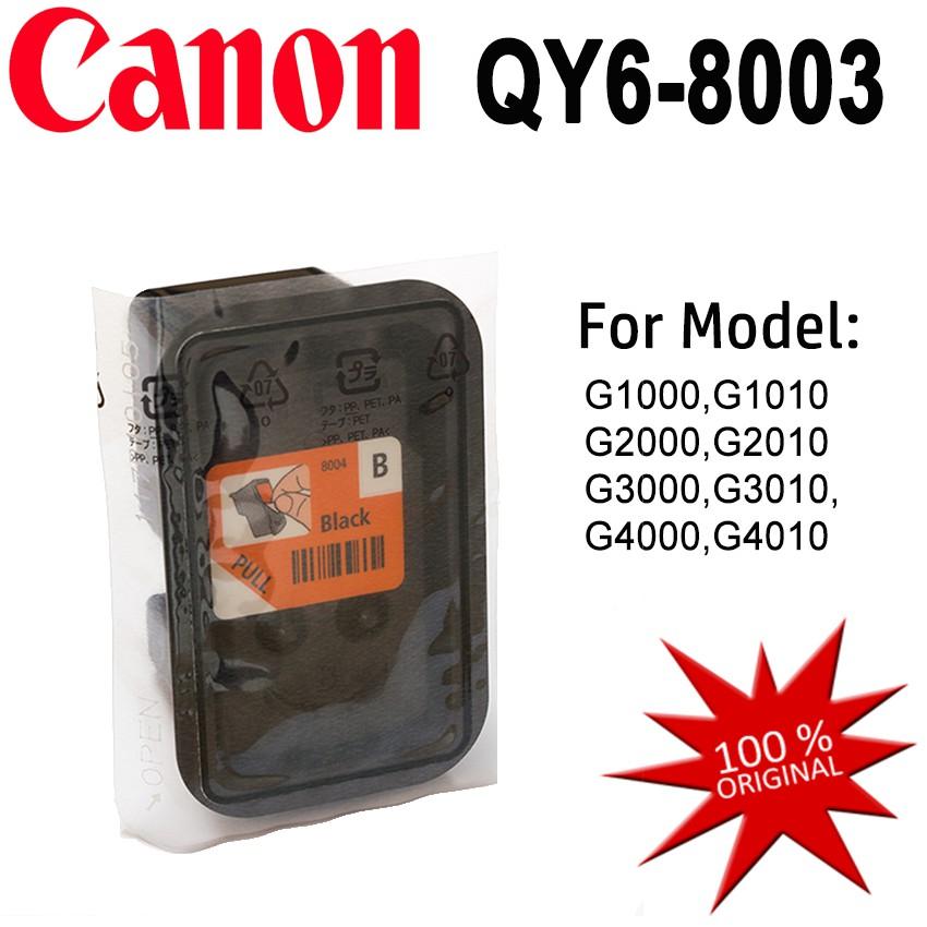 Canon QY6-8003 Black Print Head For  G1000,G1010,G2000,G2010,G3000,G3010,G4000