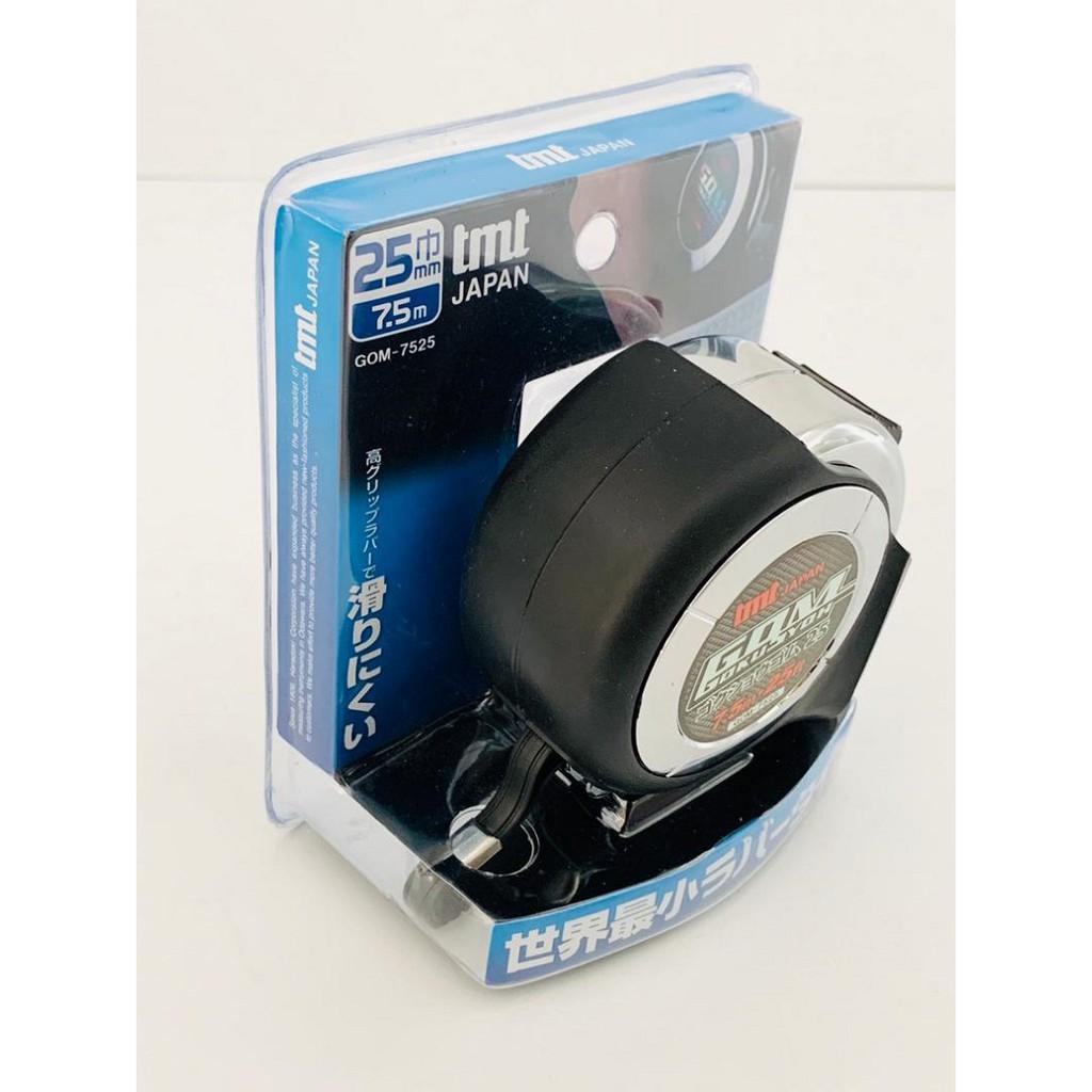 TMT Japan Measuring Tape 7.5M TRU-Zero Hook Extra Wide Tape