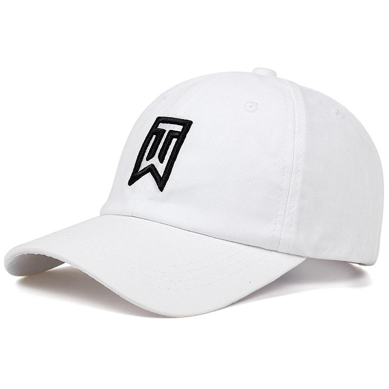Unisex Casual Hat Tiger Woods Logo Baseball Cap Adjustable