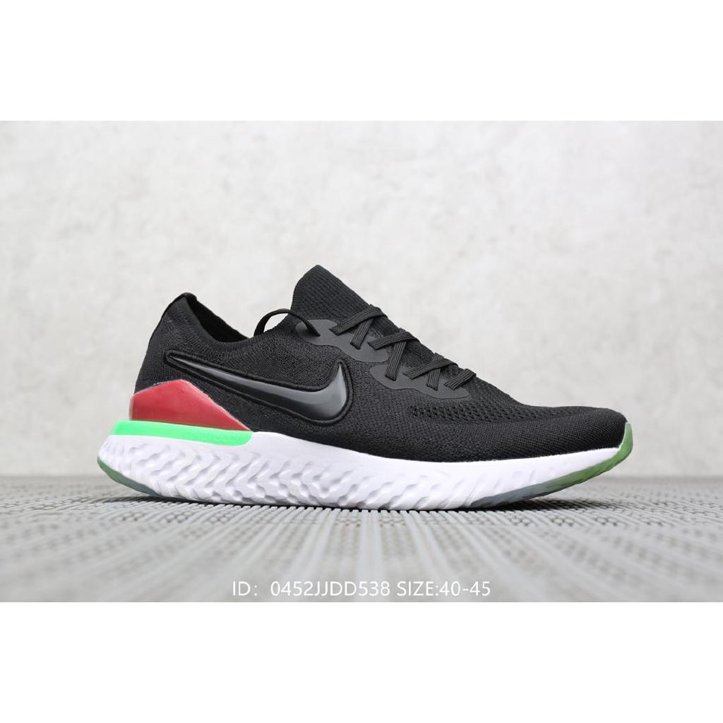 quality design 883e9 22983 Nike Epic React Flyknit Sneakers Men Sport Running Shoes Summer New    Shopee Malaysia