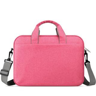 03056065c06d male and female shockproof single shoulder laptop bag 11/12/13.3/14 ...