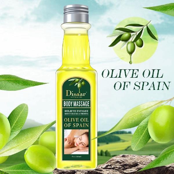 Disaar Body Massage Oil 240ml