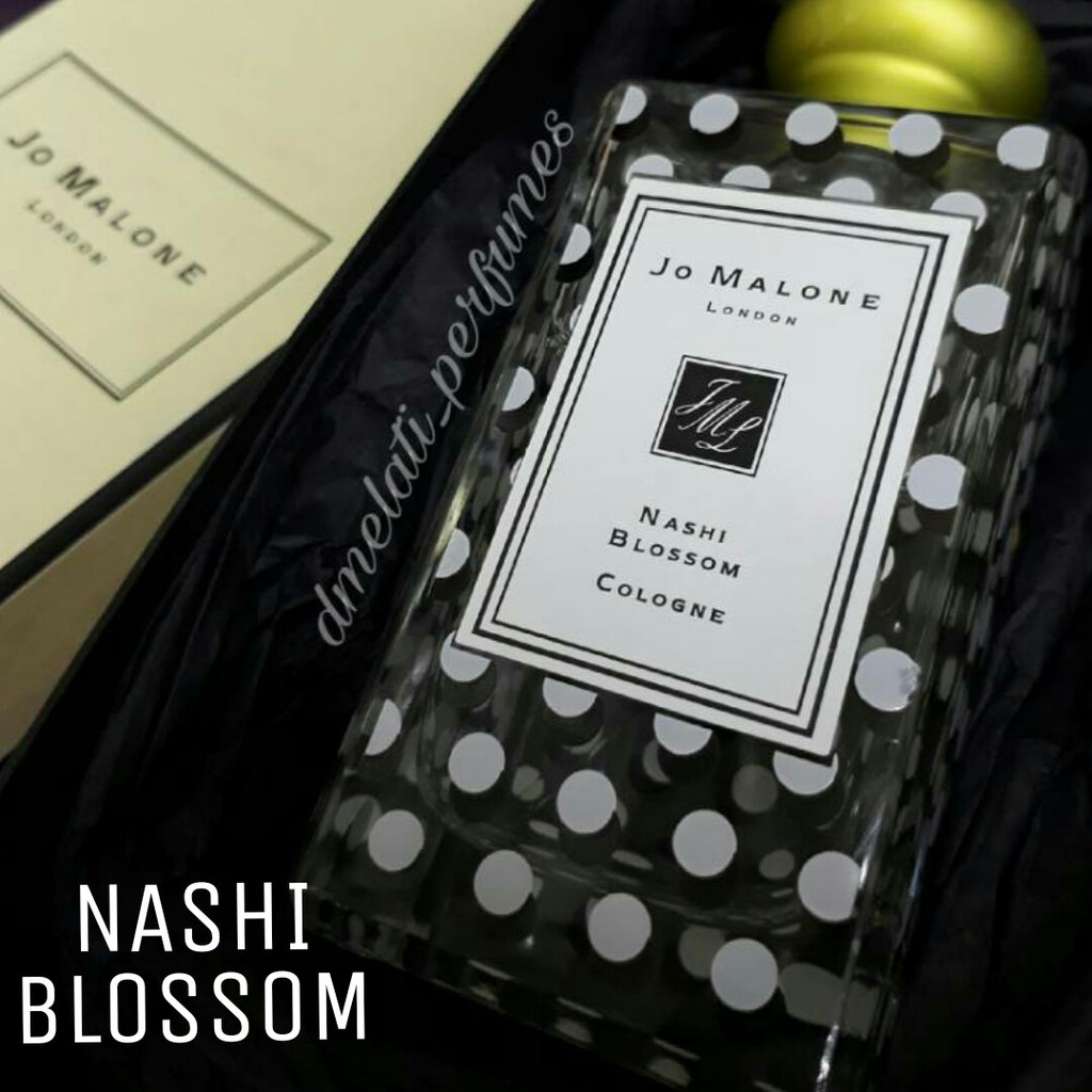 Jo Malone Nashi Blossom Shopee Malaysia