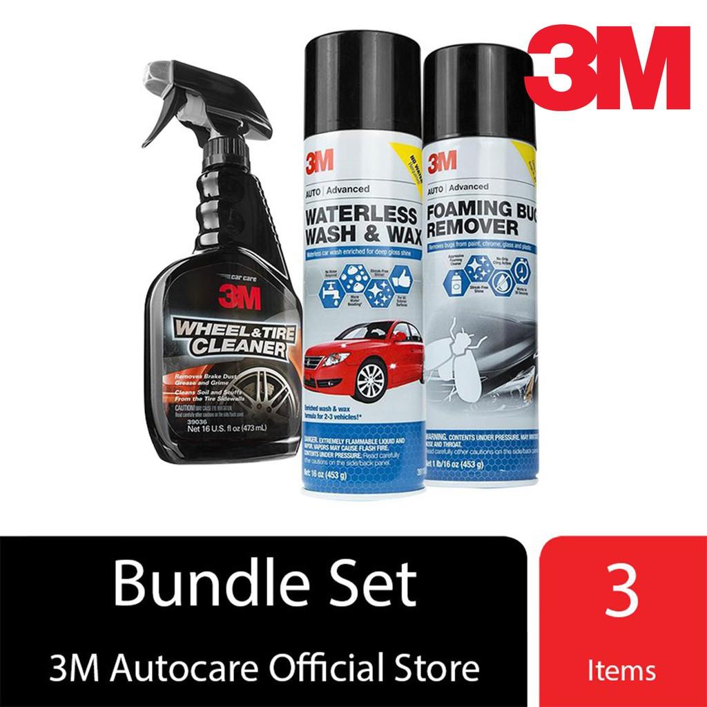 3m Pn39000 Car Wash Soap 16 Fl Oz Shopee Malaysia