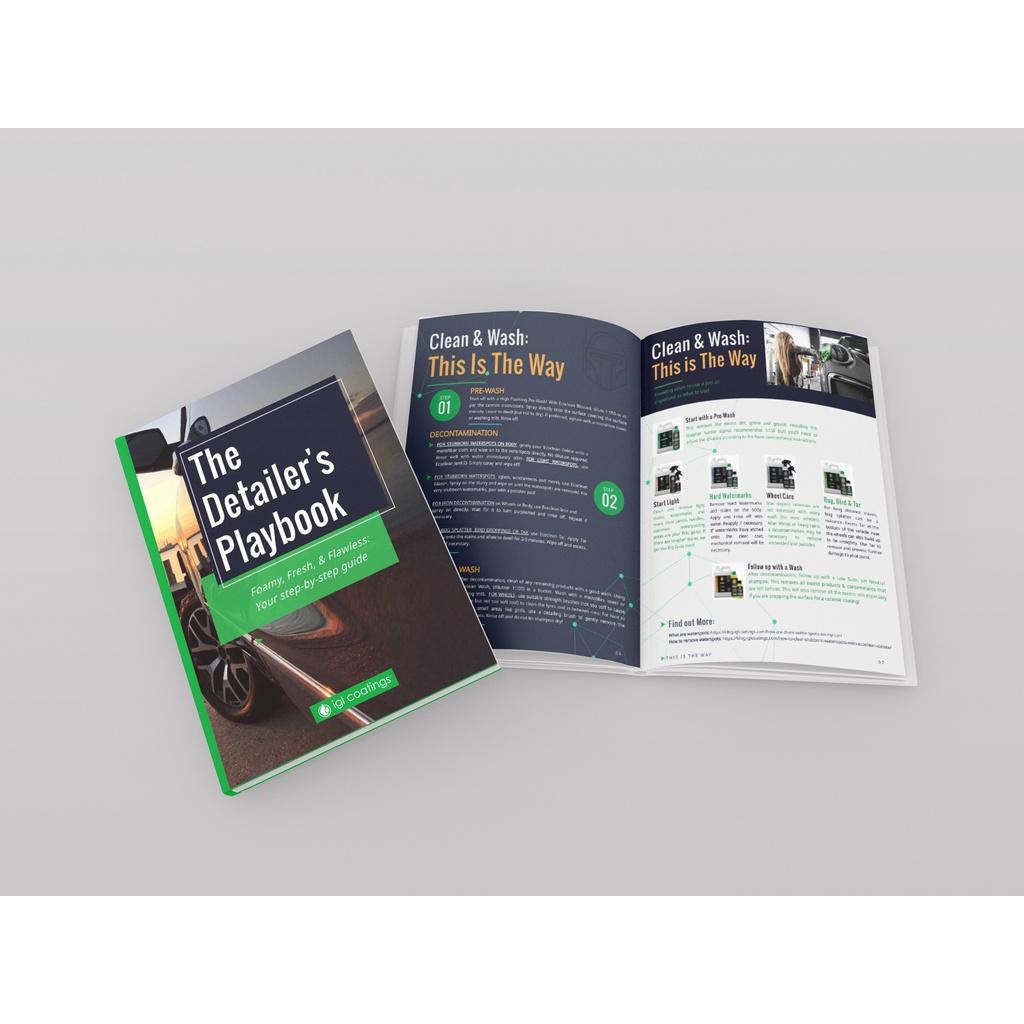 The Detailer's Playbook E-book