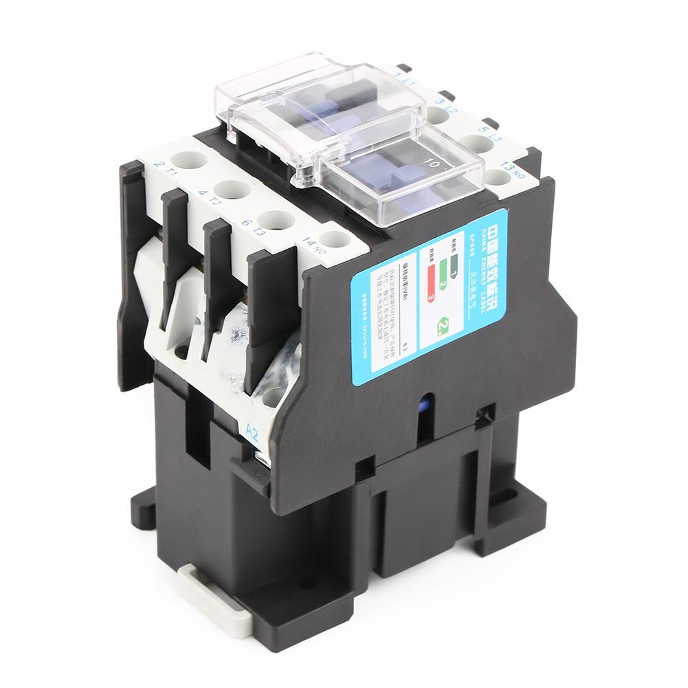 CJX2-3210 220V Coil Voltage High Sensitivity Industrial Electric AC  Contactor