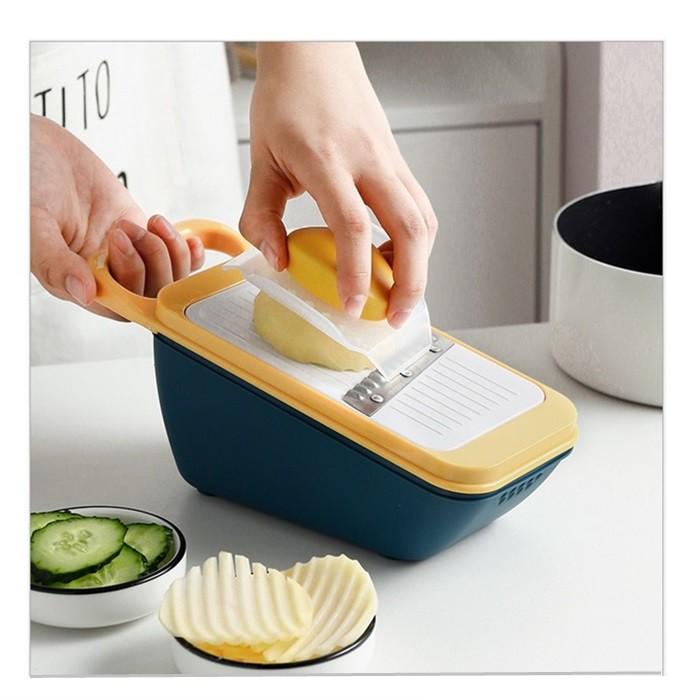 MALAYSIA: ALAT POTONG BAWANG SAYUR BUAH/ Fruit Vegetable Cutter Onion Cutter Carrot Grater Mandoline Slicer Cooking