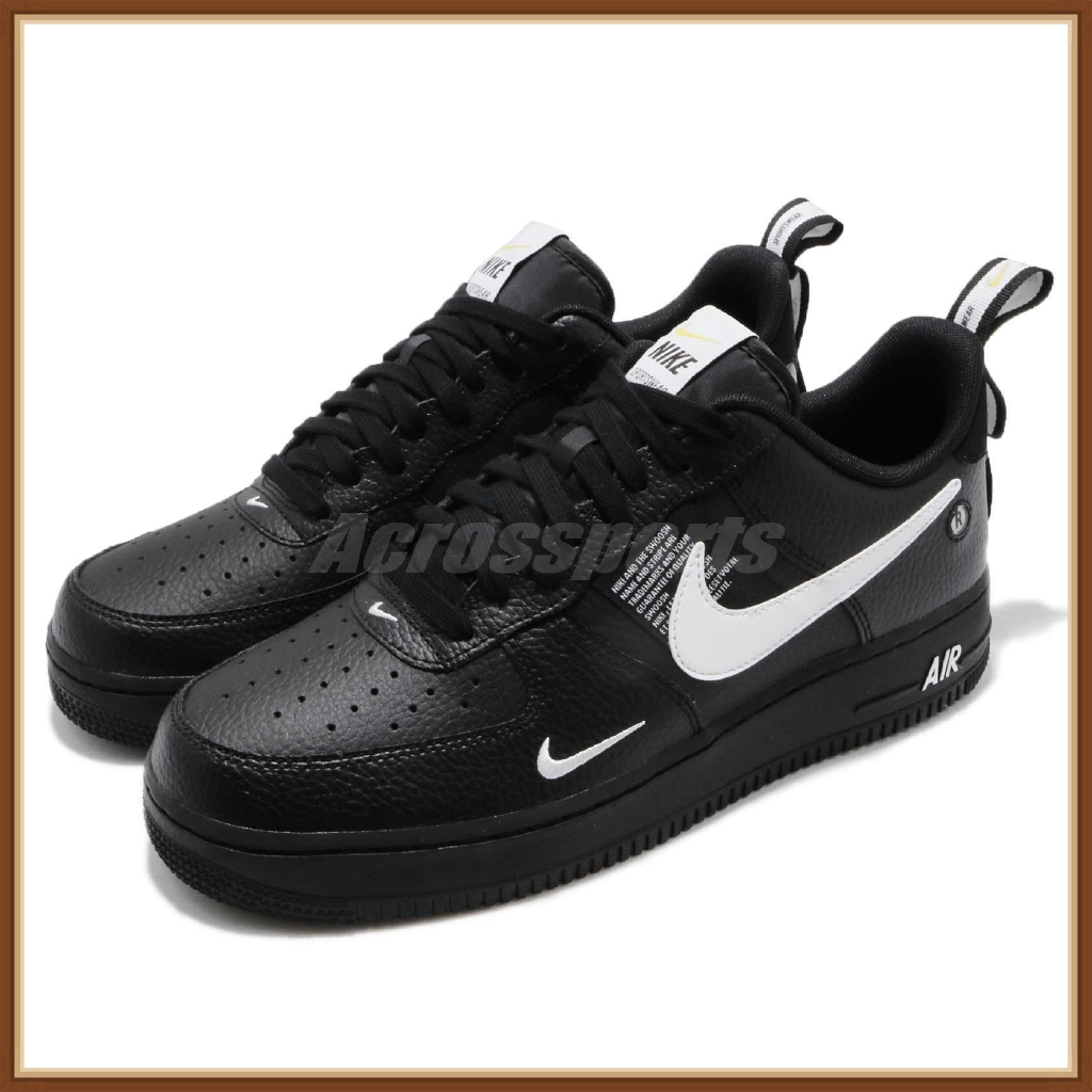 giro sin embargo Persistente  2019 Original Nike Air Force 1 07 LV8 Utility Black / White Mens Shoes AF1  Sneakers Pick 1 Sale Hot | Shopee Malaysia
