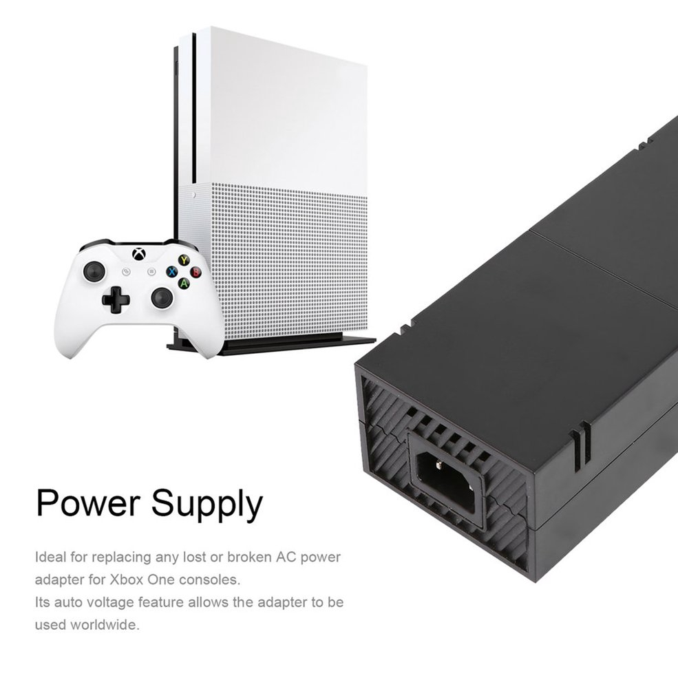 AC Adapter Power Supply Cord Charger for XBOX 360 Slim