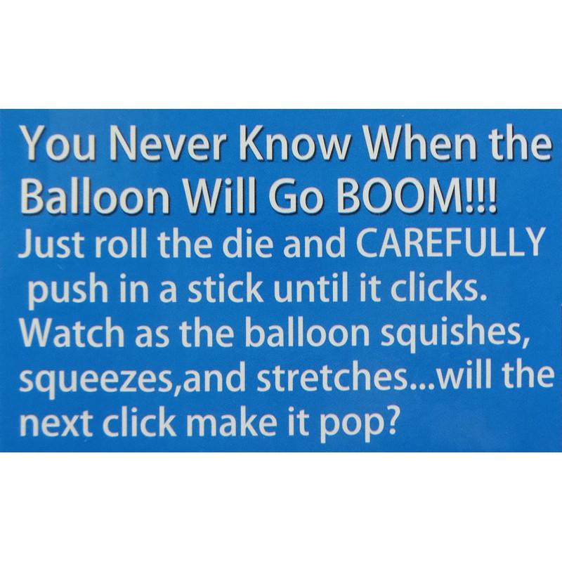 BOOM BOOM Balloon Fun Game - A Fun toys for Kids