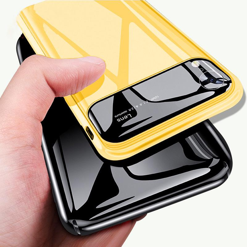 coque iphone xr glossy
