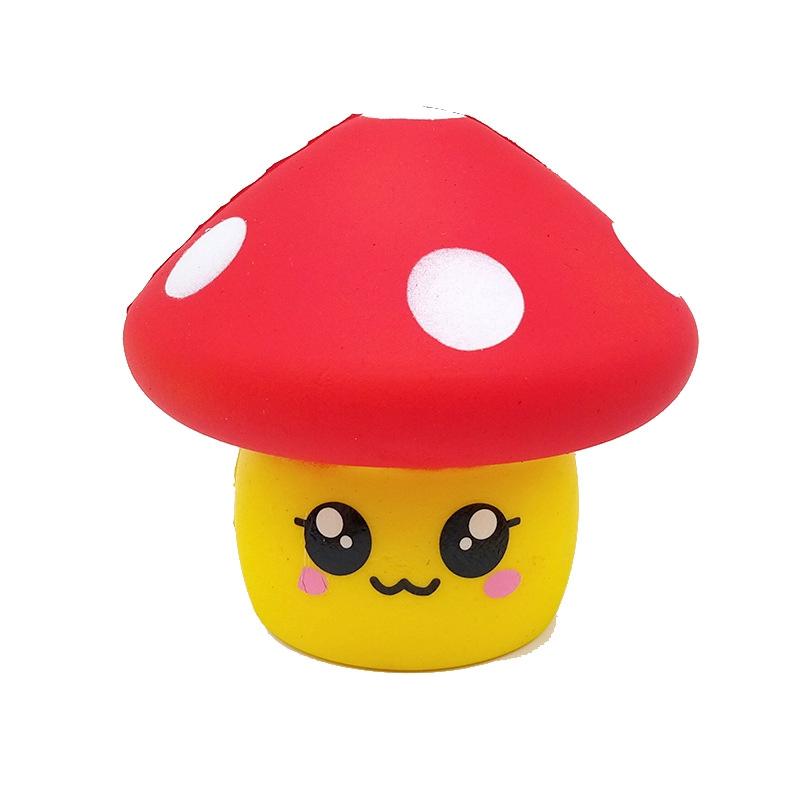 Excellent Adorable Squishy Slow Rising Jumbo Doll Emoji Mushroom Kids Download Free Architecture Designs Terstmadebymaigaardcom