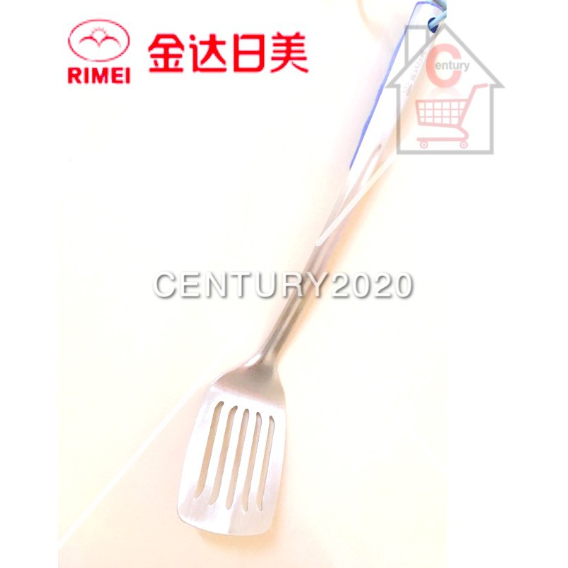 RIMEI Stainless Steel Cooking Spatula Kitchen Tools With Thick Hook Kitchen Cooking Utensils