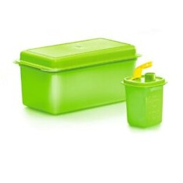 !!CLEARANCE SALES!! TUPPERWARE BREAD SERVER WITH MINI POUR
