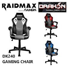 Raidmax Drakon Gaming Chair DK240