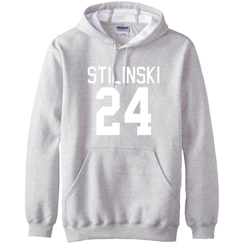 fotos oficiales 0fb5e 5d38c New Men Sweatshirt Teen Wolf Stilinski 24 Hoodies Men Men Hooded Sudadera