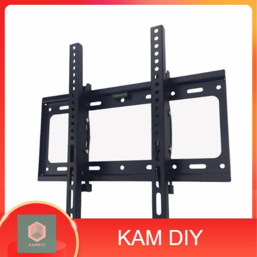 TV Wall Mount Tilting Bracket for Most 26-80 Inch LED, LCD and Plasma TVs