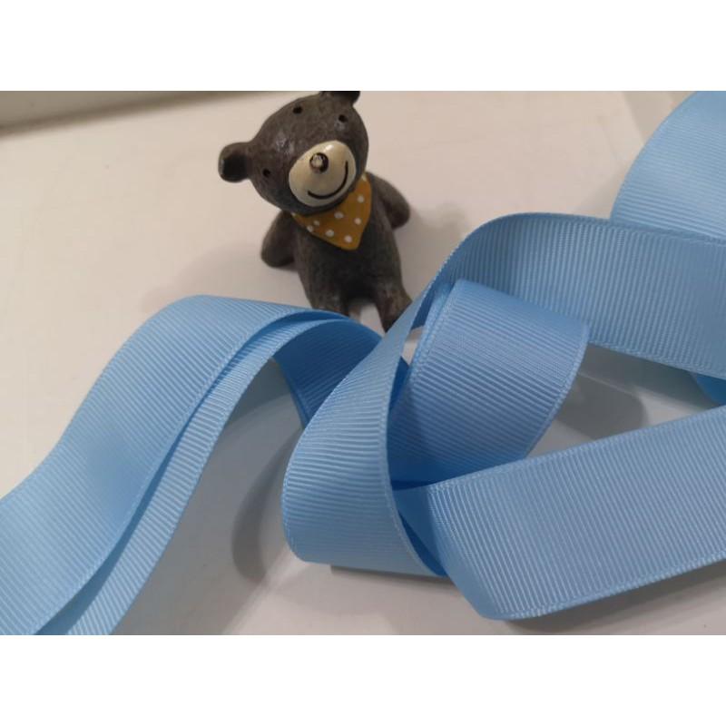 READY STOCK 25mm plain colour ribbed D. I. Y. ribbon 25mm罗纹织带D. I. Y. 材料...