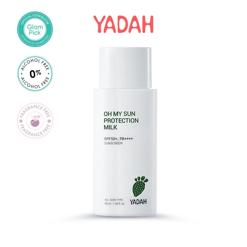YADAH Oh My Sun Protection Milk SPF50+ PA++++ 50ml