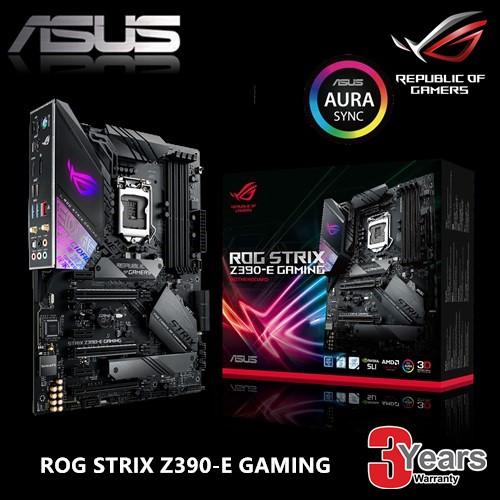 Asus ROG STRIX Z390-E GAMING ATX Motherboard ( LGA 1151 )
