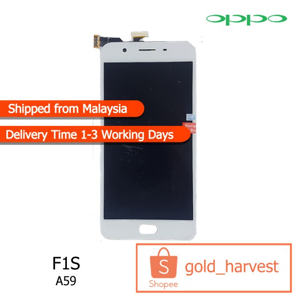 Oppo F1S A59 Lcd Display Touch Screen Digitizer