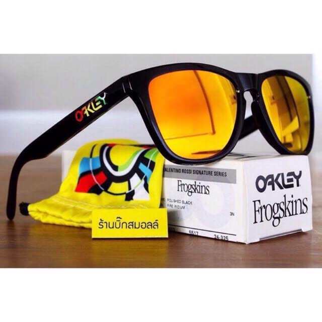 428803045d28 OAKLEY CATALYST VALENTINO ROSSI COLLECTION OO9272 | Shopee Malaysia