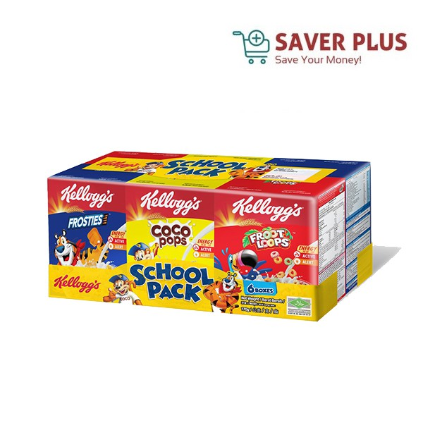 Kellogg's School Pack 170g