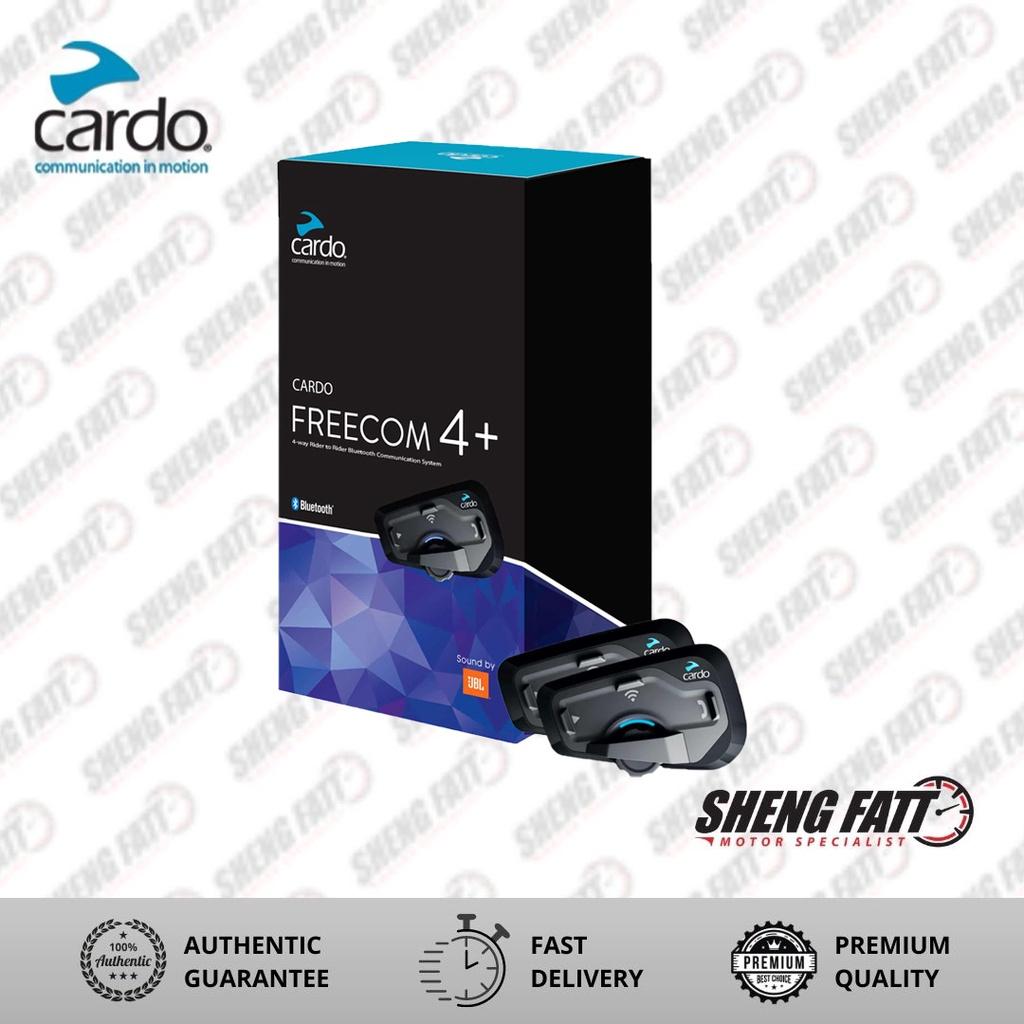 Cardo Freecom 4+ Duo Rider Communication System