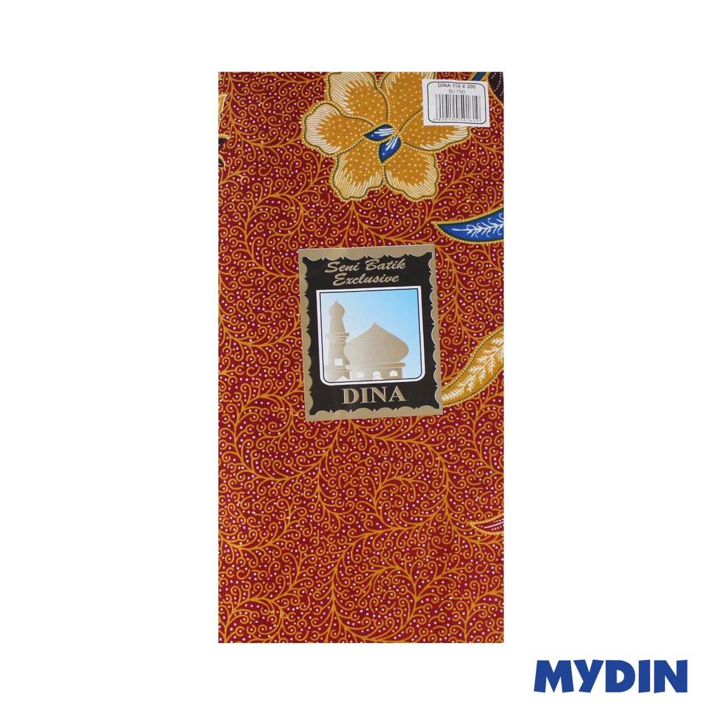 Dina Batik Sarung BJ790 Assorted (118cm x 200cm)