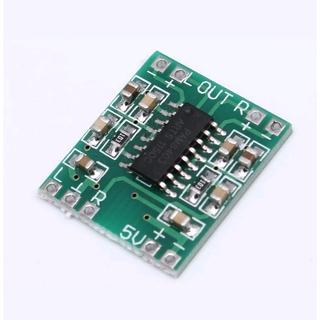PAM8403 2*3W Audio Class D Amplifier Board 2 5-5V input