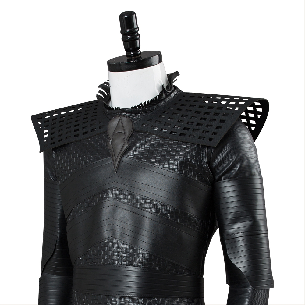 Game of Thrones 8 GOT Cosplay Night/'s King Costume Soldier Suit Halloween Outfit