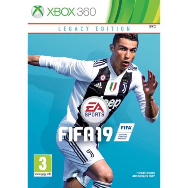😍😍XBOX360 FIFA 2019 FIFA 19 OFFLINE