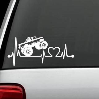 NEVERBEEN NURBURGRING Car Window Bumper 4x4 JDM EURO VW DUB Vinyl Decal Sticker