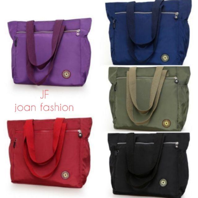 niceEshop Waterproof Nylon Multi-pocket Women Messenger Bag | Shopee Malaysia