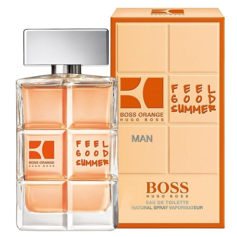 Hugo Boss Boss Orange Feel Good Summer 100ml Eau De Toilette