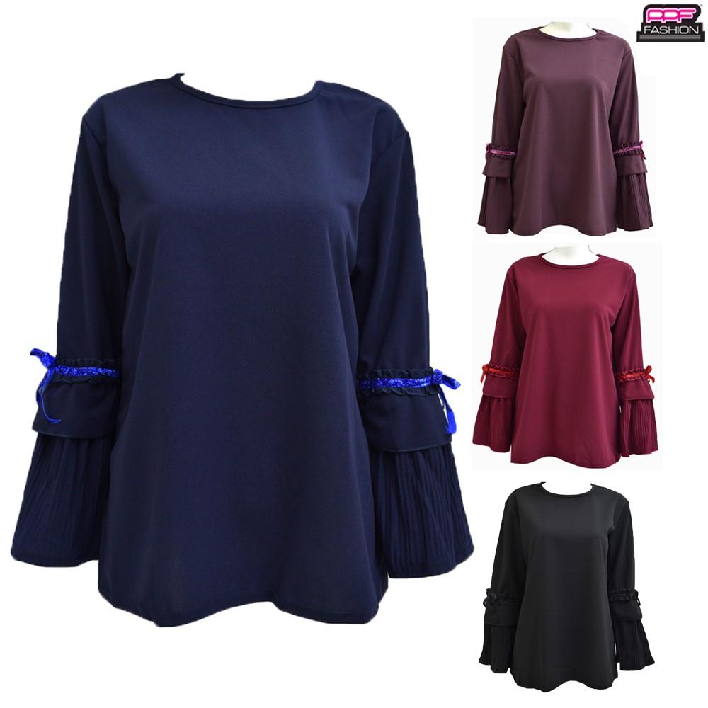 Buy Muslimah Blouse Online - Muslim Fashion  c3ba442fcb