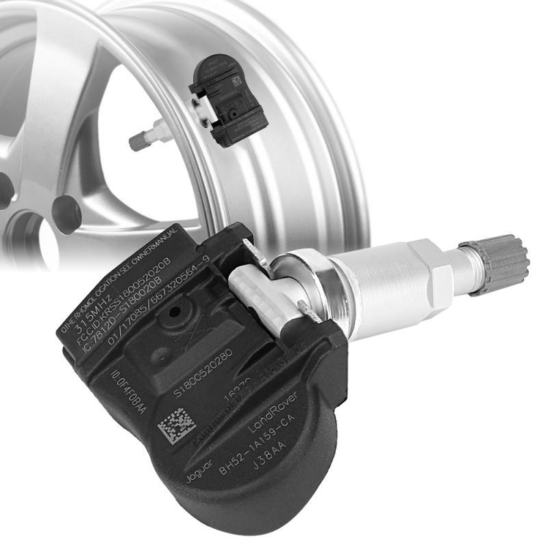 Complete OEM Jaguar Land Rover TPMS Tire Pressure Sensor AH52-1A159-CA